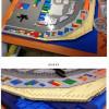레고로 만든 63빌딩..