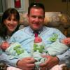 세 쌍둥이 입양한 부부에게 생긴 놀라운 일 .jpg