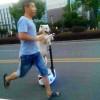 개 산책 시키기 근황.jpg